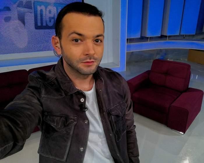 Mihai Morar apare zilnic la TV, dar nimeni nu ştie cum arăta sora vedetei. Fotografie inedită