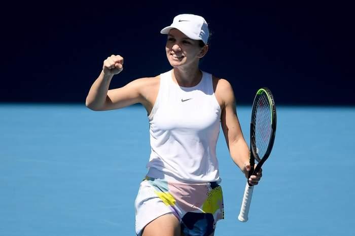 VIDEO / Simona Halep s-a calificat în semifinalele turneului Australian Open! Prima reacţie a campioanei noastre