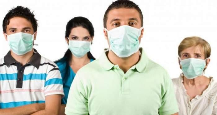 FOTO / Din ce şi-a făcut mască un bărbat, pentru a preveni virusul ucigaş! Nu te aşteptai la asta