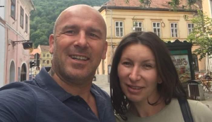 Cătălin Zmărăndescu este în culmea fericirii. Soţia i-a dat vestea cea mare