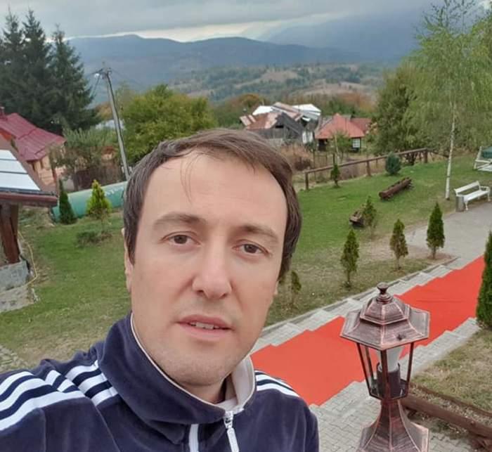 Călin Geambaşu este în doliu. Mesajul emoţionant transmis pe internet