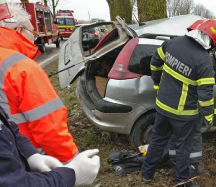 Accident cumplit în Tulcea, din cauza vitezei. Un tânăr de 25 de ani şi-a pierdut viaţa