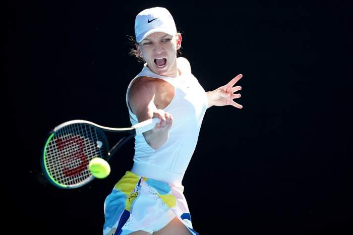 VIDEO / Simona Halep a fost eliminată de la Australian Open, după o semifinală dramatică împotriva lui Garbine Muguruza