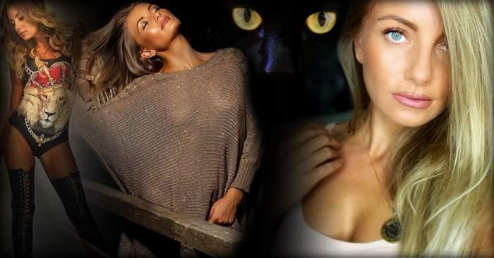 Sylvia şi-a înnebunit iubitul cu... pisicuţa! / Declaraţii exclusive