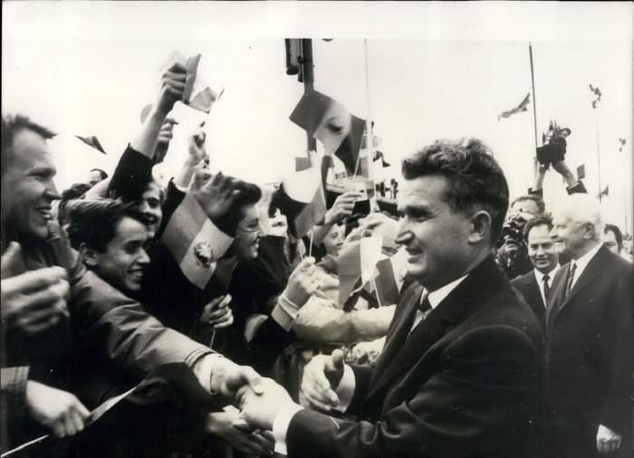 Cine este românca pe care Nicolae Ceaușescu a făcut-o cadou unui președinte canibal