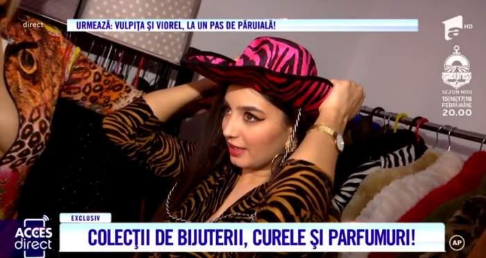 Maria Zvinca, idolul tinerilor din România, are o colecţie impresionantă de bijuterii. Imagini nemaivăzute din casa vloggeriţei / VIDEO