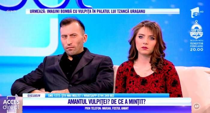 Mirela Vaida a răbufnit, după ce amantul vulpiţei a cerut bani ca să vină în emisiune. ''Ne-ai cerut 3.000 de euro''