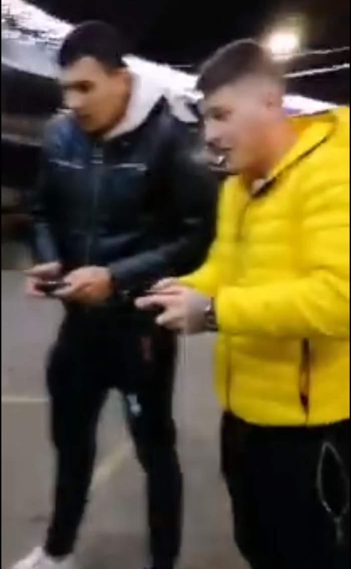 Speriaţi de cutremur, doi tineri din Brăila au recurs la un gest incredibil. Imaginile au ajuns virale (VIDEO)