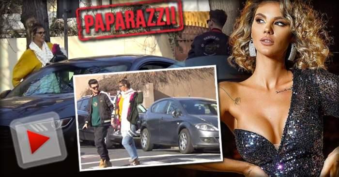 VIDEO PAPARAZZI / Cuza, ce i-ai făcut? Îndrăgostită nebuneşte, Ramona Olaru era să-şi facă praf comoara