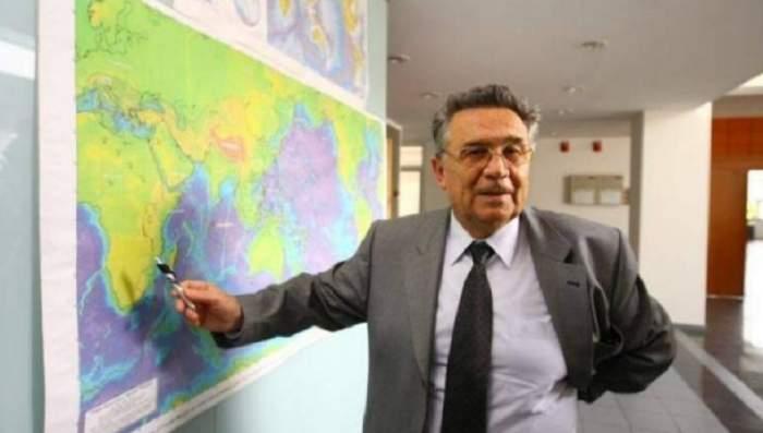 """Gheorghe Mărmureanu, avertisment după cutremurul de vineri. """"Ne va afecta pe toți"""""""