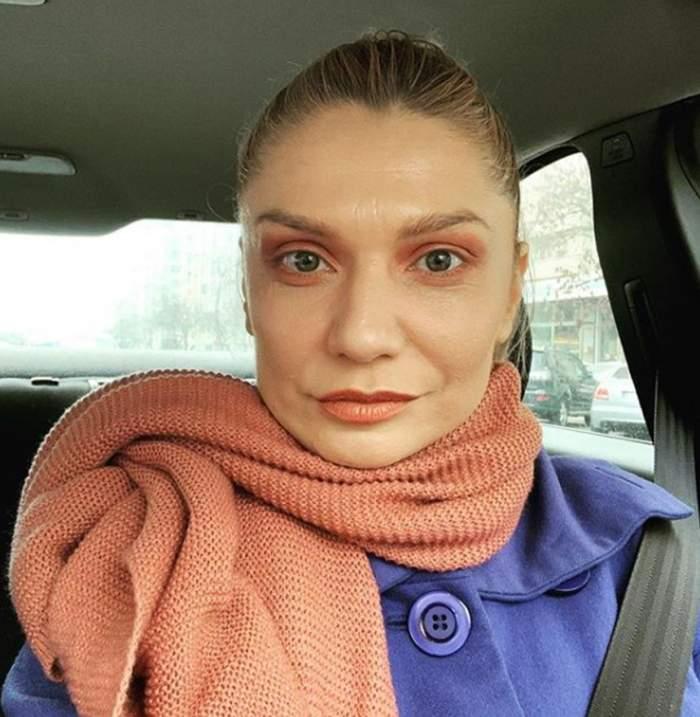 Drama neştiută a Cristinei Cioran. Vedeta apare mereu cu zâmbetul pe buze, însă în sufletul ei are o mare durere. ''Acum ar fi avut 40 de ani''