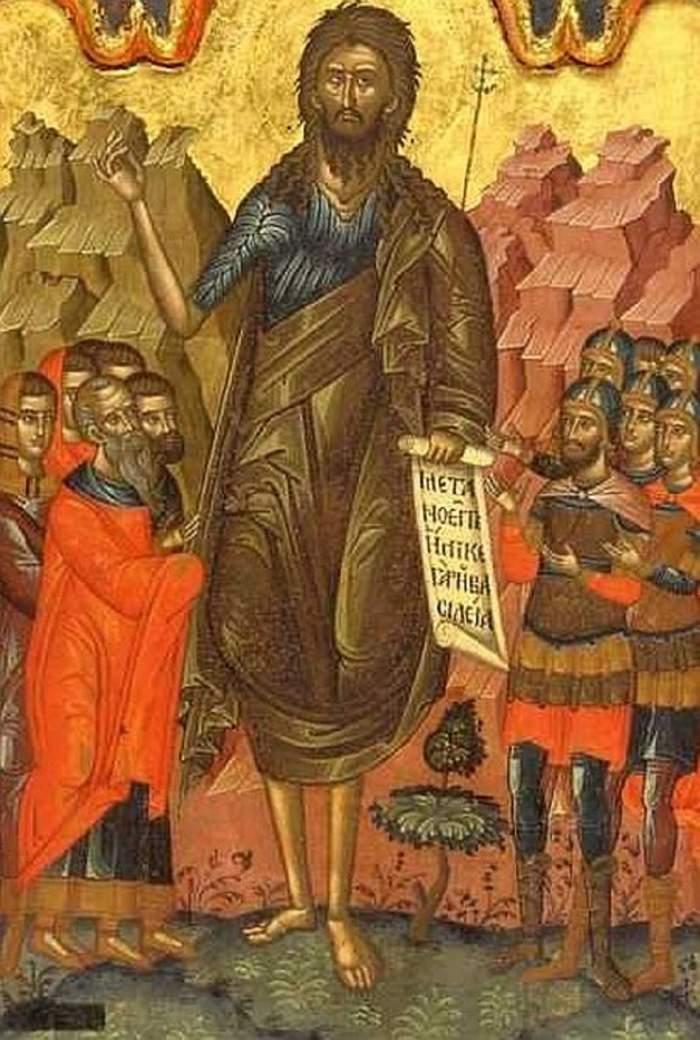 Tradiţii şi superstiţii de Sfântul Ioan Botezătorul. Ce se întâmplă dacă plângi pe 7 Ianuarie