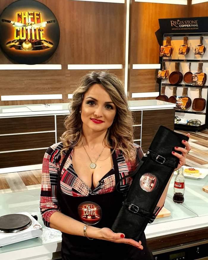 """FOTO / Cum arăta regina pizzei de la """"Chefi la cuţite"""" în adolescenţă? Amalia Bellantoni frângea inimile tuturor"""
