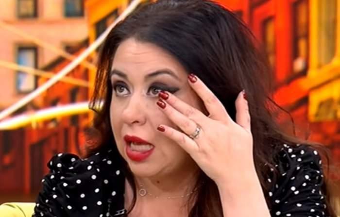 """Oana Roman a vorbit, în lacrimi, despre separarea de soț! """"Marius a plecat de acasă"""""""
