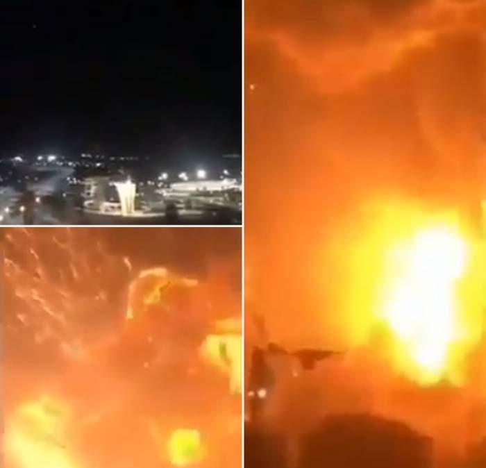 Un nou atac asupra americanilor, noaptea trecută. Rachete Katiuşa, trimise în apropierea ambasadei SUA / VIDEO