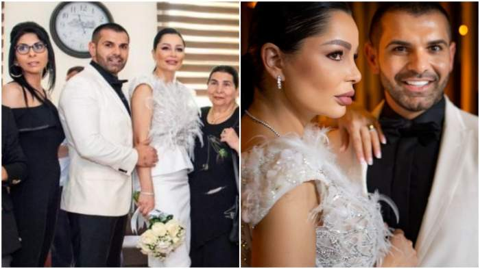 Sora lui Florin Pastramă s-a căsătorit! Te prăpădești de râs când vezi care este noul ei nume de familie