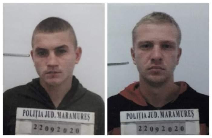 Fotografiile celor 2 ucrainieni cautati de politisti