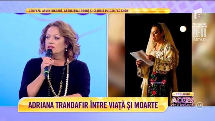 Adriana Trandafir, mărturisiri după vindecarea de coronavirus