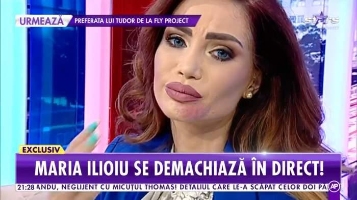 "Maria Ilioiu a fost invitată la ""Showbiz Report"", 10 octombrie 2020"