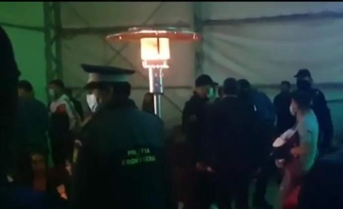 Petrecere mare la un club din Corabia! Câte persoane au mers la distracție, în ciuda interdicțiilor și ce amenzi s-au dat / VIDEO