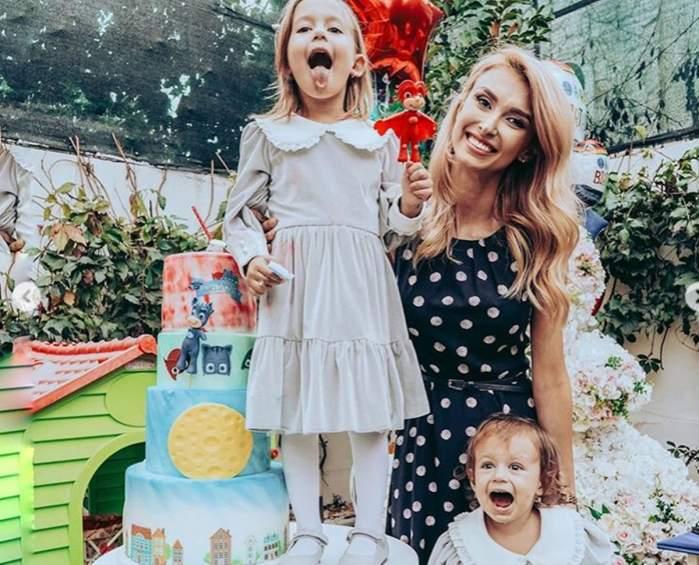 Andreea Bălan, petrecere surpriză pentru fiica sa! Imagini de la ziua de naștere a Ellei! Au luat parte zeci de invitați!