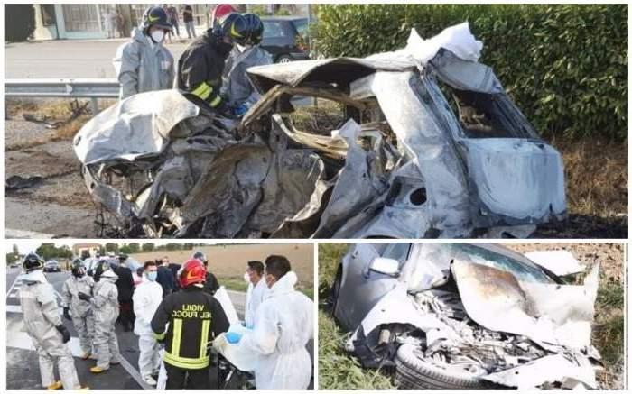 Accidentul din Italia