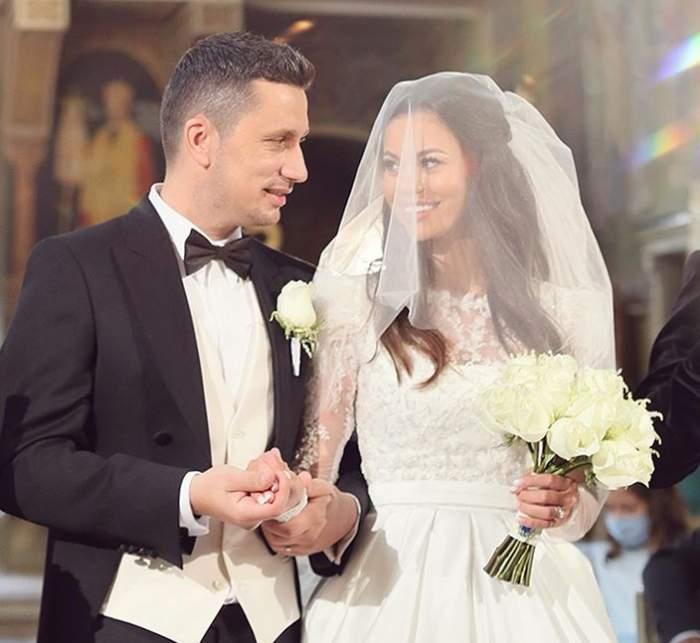 Flick și Denisa Hodișan s-au căsătorit!