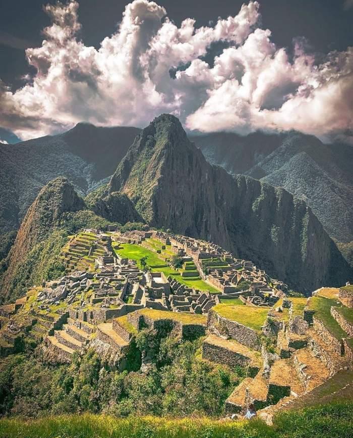 Un turist japonez a rămas blocat 7 luni în Peru, pe motiv de coronavirus! Abia acum a primit aprobare de a vizita Machu Picchu / FOTO