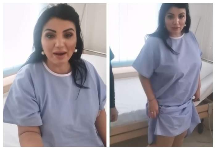 Adriana Bahmuțeanu s-a operat