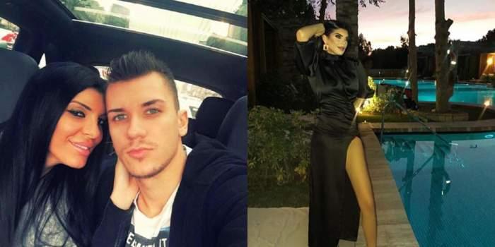 Andreea Tonciu si sotul in vacanta