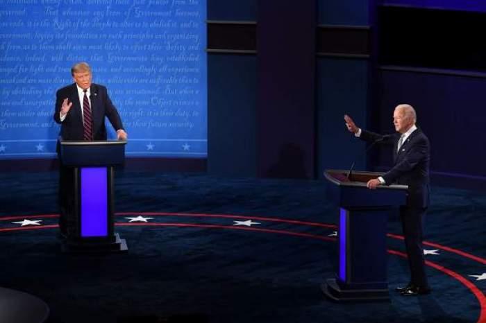 Joe Biden are șanse mult mai mari să câștige alegerile prezidențiale în SUA. Trump a scăzut în cel mai recent sondaj