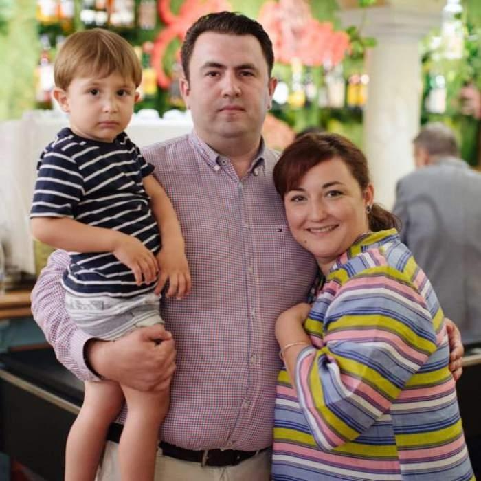 Cine este soțul Ecaterinei Ladin. Cei doi așteaptăal doilea copil