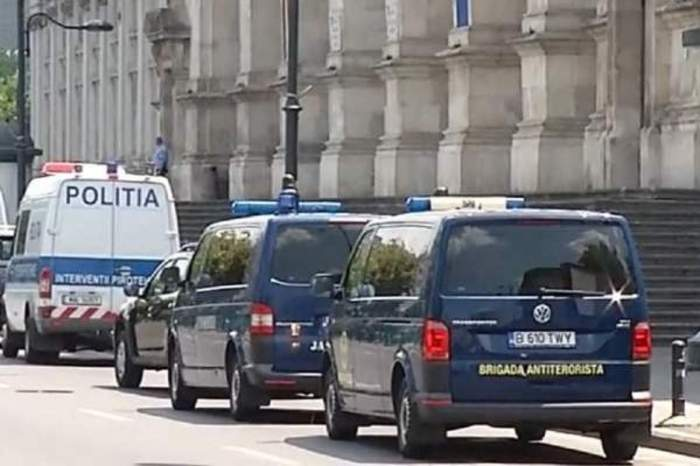 Alertă cu bombă la Curtea de Apel București! Clădirea a fost evacuată!