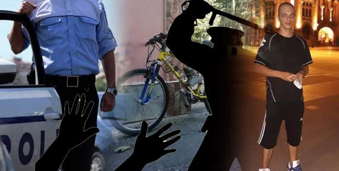 Polițist acuzat că a bătut un biciclist, în plină stradă! Declarații exclusive