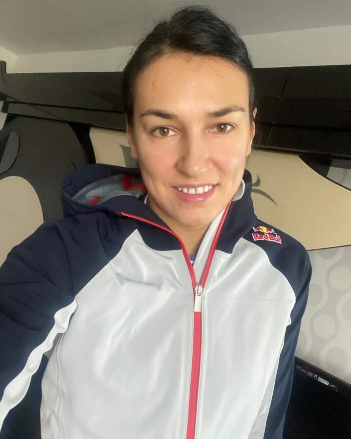 Cristina Neagu s-a vindecat de coronavirus