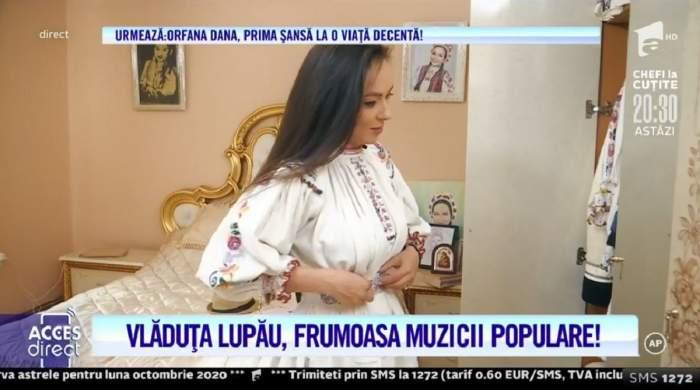 Secretele din vila de lux a Vlăduței Lupău! Cântăreața deține un dressing impresionant, cu ii unicate, din toate regiunile! / VIDEO