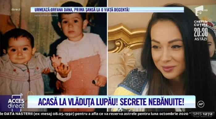 """Vlăduța Lupău, declarații despre sarcină: """"Am noroc că am părinții aproape"""" / VIDEO"""