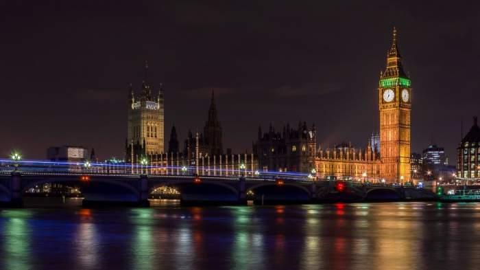 Fotografie cu Podul Londrei din Marea Britanie