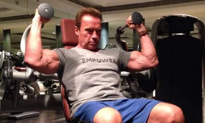 Arnold Schwarzenegger dezvăluie problemele pe care le are la 73 de ani