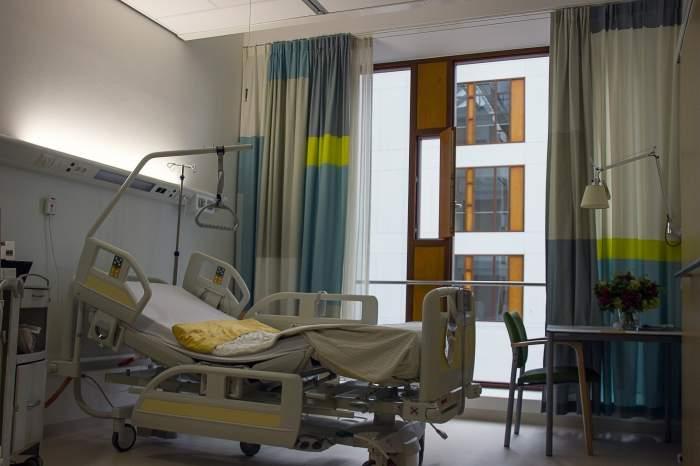 Diabetic bolnav de coronavirus, lăsat să moară în spital