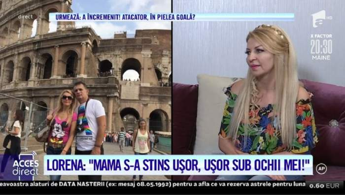 Artista Lorenna, dezvăluiri despre sarcină! Cine este partenerul cântăreței și de ce nu s-au căsătorit până acum! / VIDEO