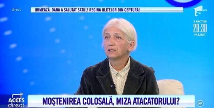 Acces Direct. O femeie din Argeș este terorizată, după ce a fost amenințată cu moartea de un fost pușcăriaș! Doina dă vina pe primar! / VIDEO