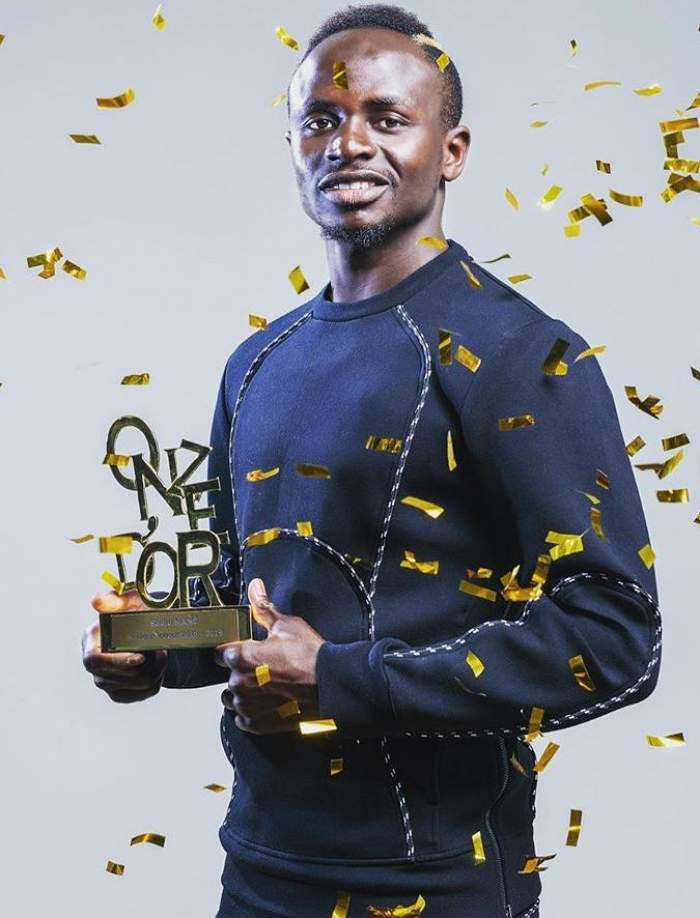 Sadio Mane s-a născut în Senegal, dar a ajuns să câștige 20.000 de dolari pe săptămână