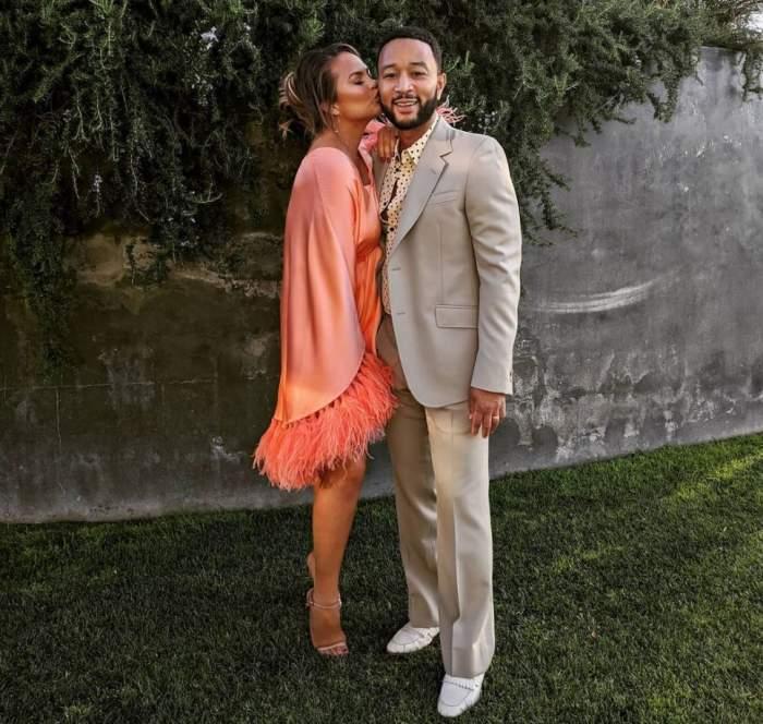 John Legend și Chrissy Teigen au împreună 2 copii