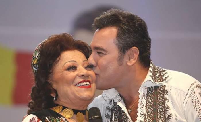 Maria Ciobanu și Ionuț Dolănescu.