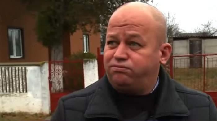 """Marian Șefu, fost primar din Teleorman bolnav de COVID-19, a fugit din spital: """"A înnebunit ăsta""""/ VIDEO"""