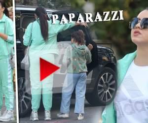 Soția lui Corneluș Dinu în ipostaze nemaivăzute! Ce a enervat-o atât de tare pe Alexandra?! / VIDEO PAPARAZZI