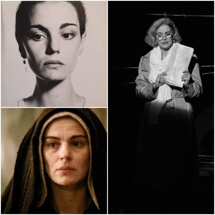 Colaj cu Maia Morgenstern în diferite piese de teatru sau filme.