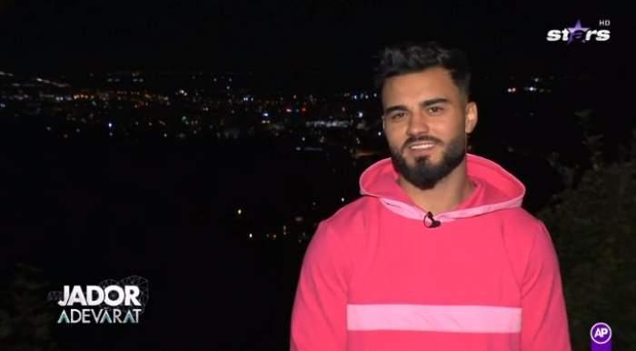 Jador oferă interviu în cadrul propriei emisiuni