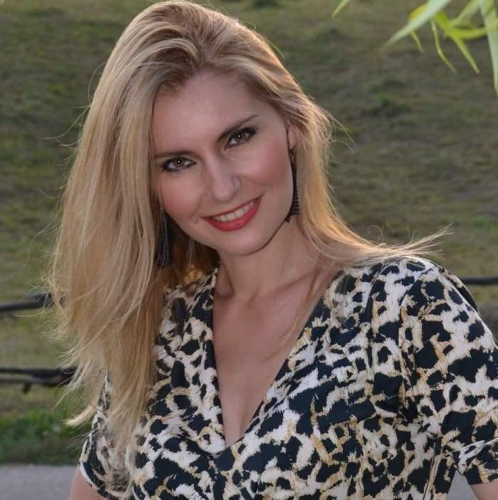 """Gianina Petrescu, cea mai sexy asistentă medicală din Argeș. A participat la peste 50 de concursuri de miss: """"Eu m-am ferit de stereotipul acesta"""""""